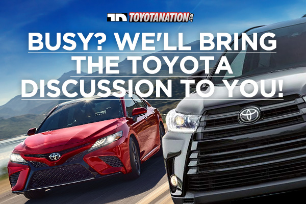 Toyota Nation Forum