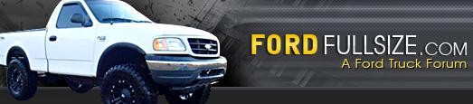 FordFullsize Logo