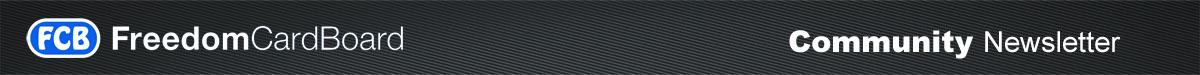 Freedom Card Board.com Logo