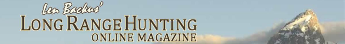Long Range Hunting Forums Logo