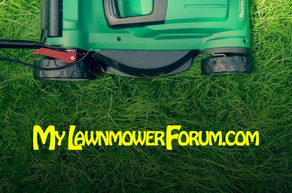Lawn Mower Forums : Lawnmower Reviews, Repair, Pricing and
