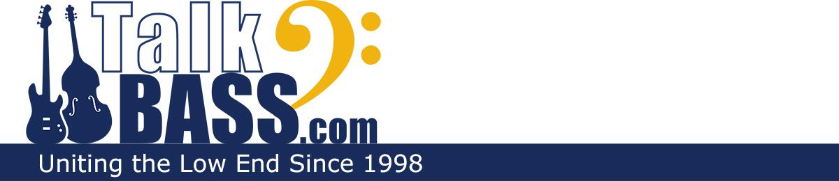 TalkBass.com Logo